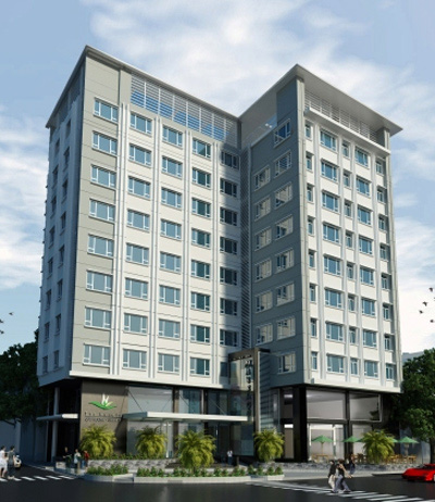 Khách sạn 3 sao TECCO - Hòn Dấu