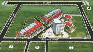 Dự án khu nhà ở dịch vụ tổng hợp VINHLAND tại xã Nghi Kim